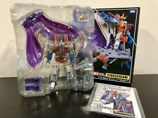 Transformers MP-11 Starscream Masterpiece US 🇺🇸 Seller New