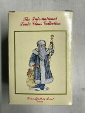 "The International Santa Claus Collection ""Grandfather's Frost"" Russia"
