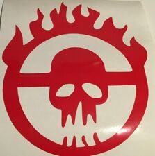 Mad max Fury Road ,car decal/ sticker for windows, bumpers,panels or laptop