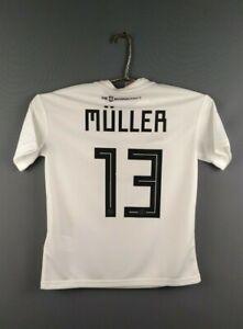 Muller Germany jersey kids 9-10 y, 2019 shirt BQ8460 football Adidas ig93