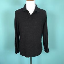 Joseph Abboud Striped Wool Blend Pullover Size L