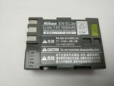 Genuine NIkon EN-EL3e Li-ion Battery - for Nikon D700/D300  1 of 2