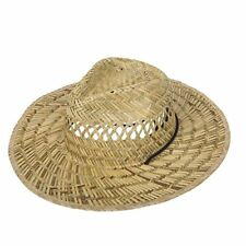 NEW Mens Outdoor Work or Garden Straw Hat 48 FREE SHIPPING