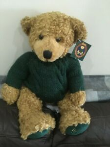 1998 Harrods Christmas Teddy Bear collectable