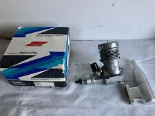 control line engine Super Tigre 60 & muffler Randy Smith