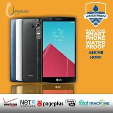 LG G4 (32GB,64GB) Straight Talk Verizon Towers GSM Unlocked Total Wireless