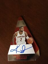 KYRIE IRVING 2012-13 PANINI  CROWN ROYALE ROOKIE -ON CARD - AUTO  23/25 HOT HOT!