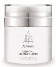 Alpha H ESSENTIAL CLEANSING BALM Face/Facial Cream Cleanser 50ml FULL SIZE