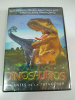 Dinosaurios Gigantes de la Patagonia Imax - DVD Nuevo - 3T