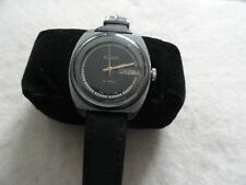 Slava 26 Jewels Made in the USSR Vintage Mechanical Wind Up Men's Watch