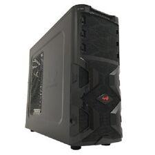 INWIN MANA136 Black Mid Tower Case, ATX, M-ATX, M-ITX, Dual Branded