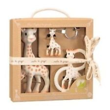 Sophie the Giraffe So pure Trio Baby Gift Set FREE SHIPPING