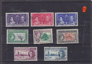 Gilbert & Ellice Islands KGVI Used Collection