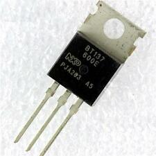 10PCS BT137-600E BT137 TO-220 600V 8A Triacs NEW GOOD QUALITY