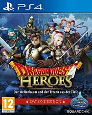 Dragon Quest Heroes Day One Edition PS4 NUOVO ITA