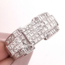 2.40ct Princess Cut Diamond Right-Hand Ring