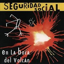 Segurtidad Social En La Boca Del Lobo BRAND NEW FACTORY SEALED   CD
