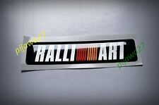 Emblem Badge for RALLIART MITSUBISHI LANCER EVO CZT SHOGUN COLT L200 6 7 8 9