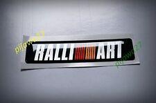 Embleme badge pour ralliart mitsubishi lancer evo czt shogun colt L200 6 7 8 9
