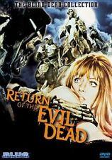 Return of The Evil Dead 0827058105491 With Fernando Sancho DVD Region 1