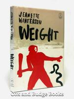 JEANETTE WINTERSON signed Weight, The Myth of Atlas and Heracles 1st/1st HB DW