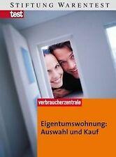 Eigentumswohnung - Auswahl und Kauf von Harald; Hei...   Buch   Zustand sehr gut