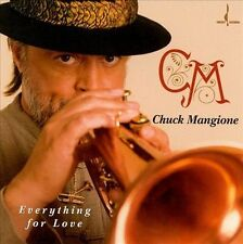 Chuck Mangione - Everything For Love / Chesky Records CD New