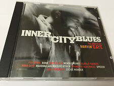 Inner City Blues: The Music Of Marvin Gaye CD MOTOWN LABEL NMINT 731453045224