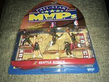 Houston Rockets 1997 Galoob All Star MVP's Mini Figures 5 Pack MIP