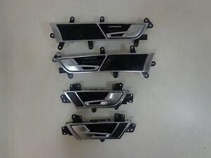 Türgriffe Türöffner Audi A6 S6 RS6 4F C6 V10 5.0 Door Handles poignées de porte