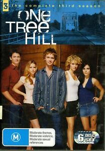 ONE TREE HILL - S3. All 22 S3 Eps on 6 x R4 DVDs