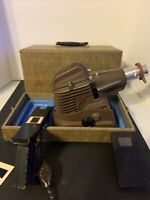 Vintage GOLDE Model Film Slide Projector Orig Case