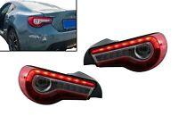 FLED Taillights for Toyota 86 12-19 Subaru BRZ 12-18 Scion FR-S 13-16 Dynamic