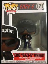 "New ListingFunko - Pop Rocks Eric ""Eazy-E� Wright Brand New In Box #171 2020 Vinyl Figure"
