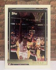 MICHAEL JORDAN 1992-93 TOPPS GOLD #141 RARE SP Parallel 🔥🔥FREE SHIPPING!!