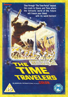 The Time Travelers DVD (2016) Preston Foster, Melchior (DIR) cert PG ***NEW***