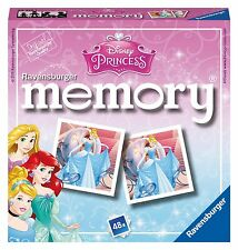 Ravensburger Memory Game Disney Princess (New)