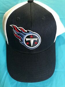 Tennessee Titans 47Forty New Era Fitted Polyester Blend Hat (pre-owned) - M-L