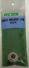 RCBS Shell Holder Shellholder Number 20 #9220 45 colt 454 casull