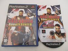 MACE GRIFFIN BOUNTY HUNTER - SONY PLAYSTATION 2 PS2 PAL FR COMPLET