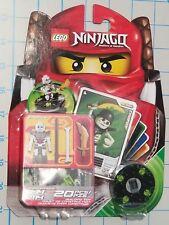 LEGO Ninjago Masters of Spinjitzu Set 2114 Chopov FACTORY SEALED