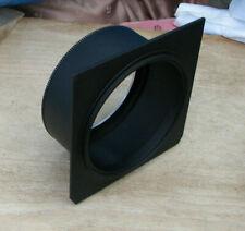 Ebony & Technika fit Lens board with 65mm compur copal 3 hole  35mm top hat