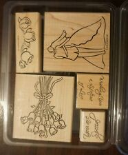 retired stampin up stamps Life's special moments wedding flowers crafts cards