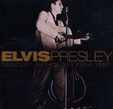 Elvis Presley - Concert Anthology 1954-1956 (Live) (2005)  2CD  NEW  SPEEDYPOST