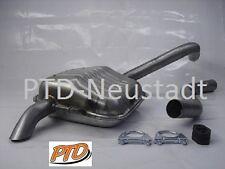 Auspuff Ford Mondeo 3 III  2.0 16V  DI/ TDDI/ TDCI Diesel Kombi Endtopf