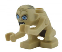 Lego Gollum - Wide Eyes 9470 The Lord of the Rings Minifigure