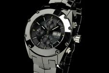 Android Virtuoso Tungsten T100 Tritium Ltd Ed Swiss Valjoux 7750 Automatic Watch