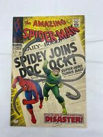Silver Age Amazing Spider-Man 56 First appearance of Captain George Stacy
