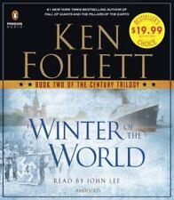Winter of the World by Ken Follett (2012, Abridged) 12 CDs