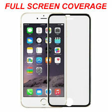 100% Genuine Tempered Glass Screen Protector Edge to Edge Black For iPhone8 PLUS